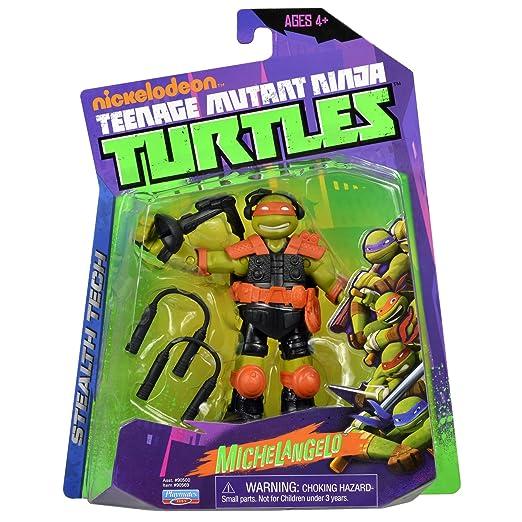 Teenage Mutant Ninja Turtles Stealth Tech Michelangelo ...