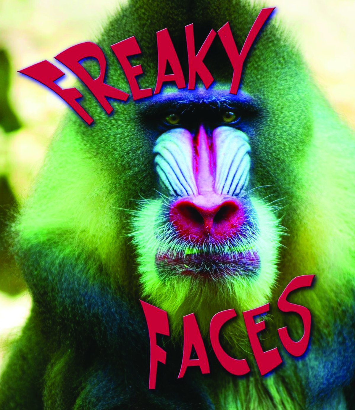 Freaky Faces (Weird and Wonderful Animals) ebook