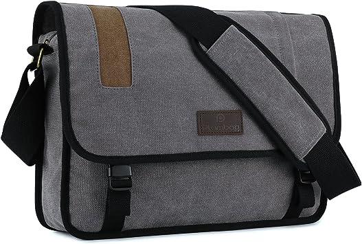 NEW DOCUMENT BAG LAPTOP MESSENGER BAG SHOULDER STRAP 3 COLOURS BLUE BLACK BEIGE