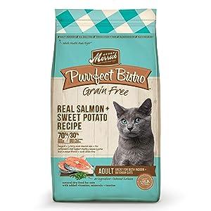 Merrick Purrfect Bistro Grain Free Dry Chicken Recipe