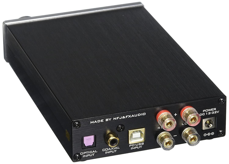 Mua sản phẩm FX Audio D802 2x80W 192KHz Digital Remote Power