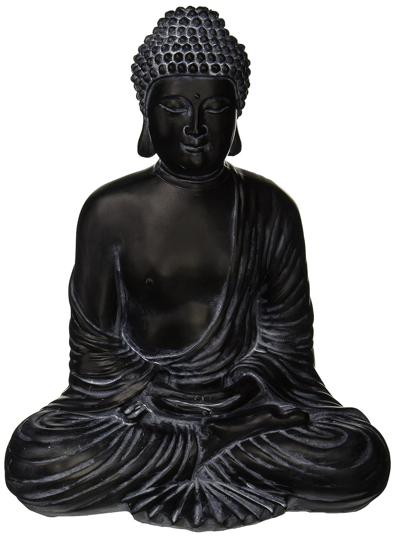 Amazon Oriental Furniture 12 Japanese Sitting Buddha Statue