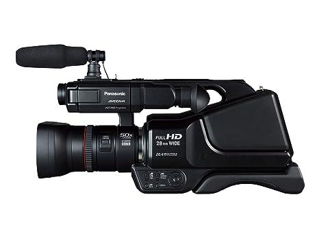 Panasonic AG-AC8 - Videocámara (Mos, 1/0,177 mm (1/4.5