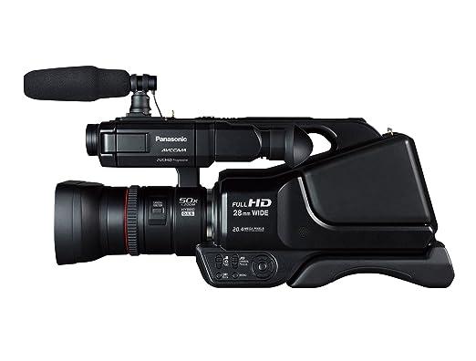 6 opinioni per Panasonic AG-AC8- Telecamera professionale (Scheda di memoria,1080 pixel, Schede