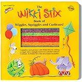 The Wikki Stix Book of Wiggles, Squiggles & Curlicues