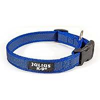 Julius-K9 Collar Color & Gray, 25 mm 39/65 cm, Azul/Gris
