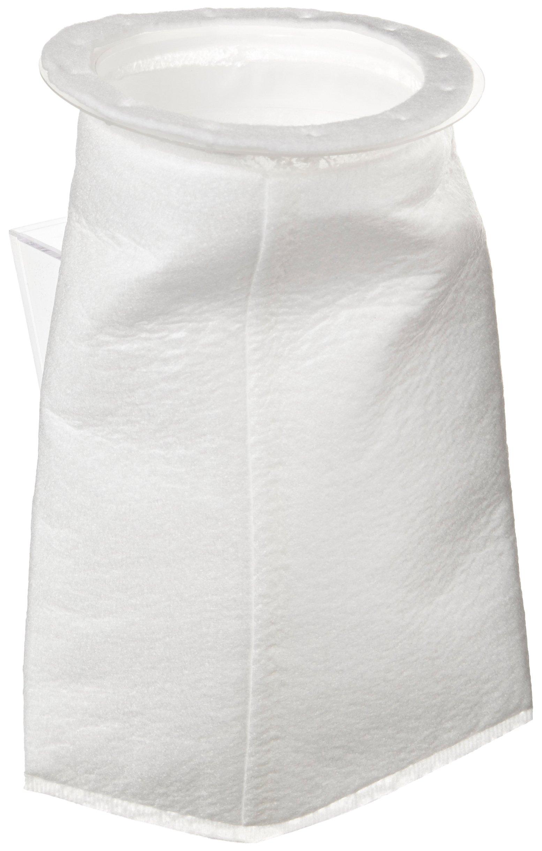 Pentek BP-410-10 Polypropylene Felt Filter Bag, 8-5/8'' x 4'', 10 Microns, Pack of 20 by Pentek