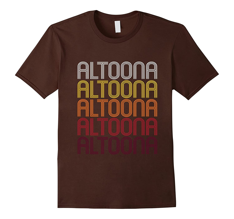 Altoona PA  Vintage Style Pennsylvania T-shirt-TH
