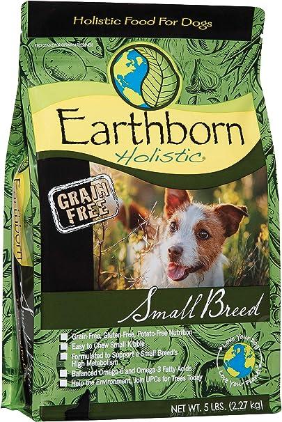 Earthborn Holistic Small Breed Grain-Free Dry Dog Food