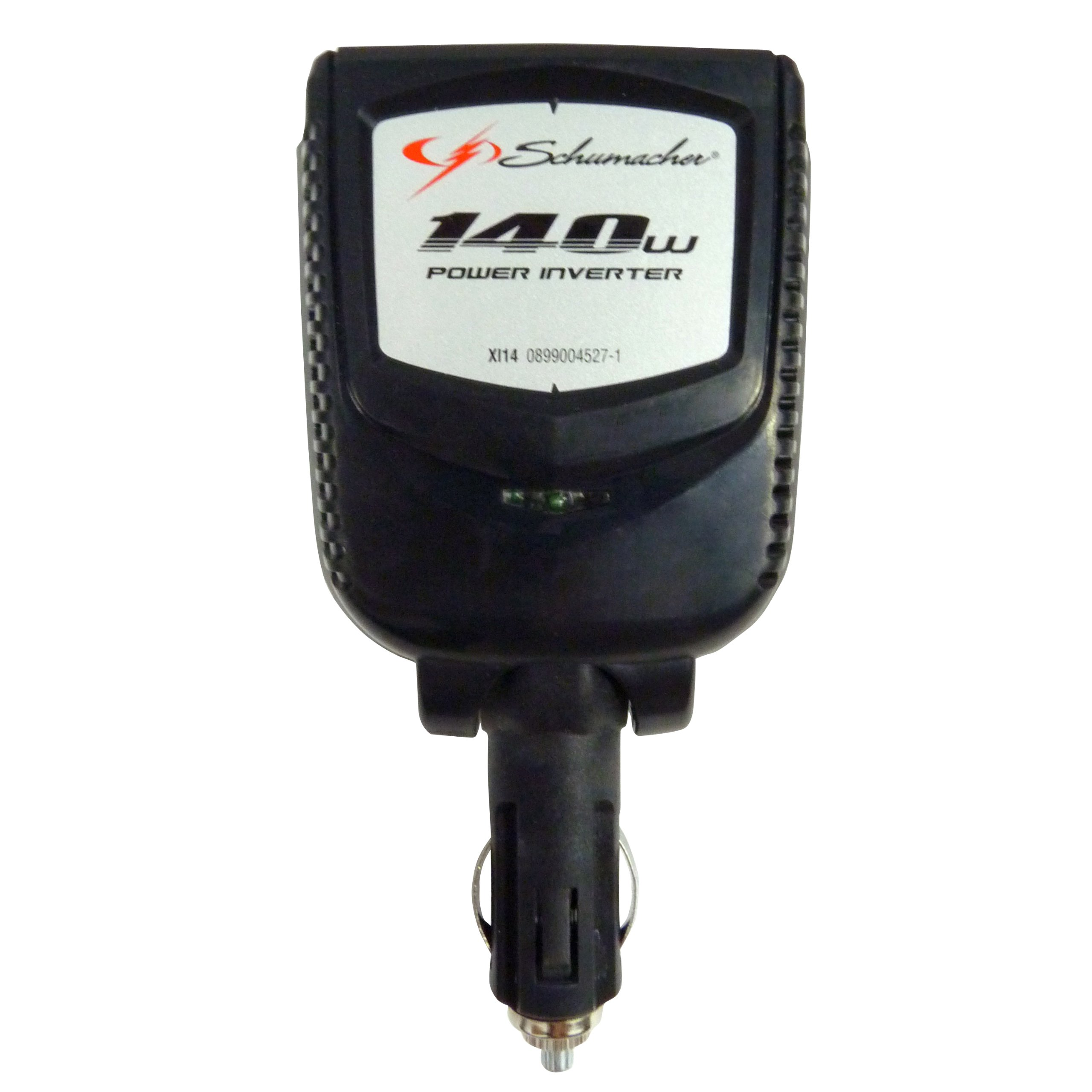 Schumacher XI14 140 Watt DC to AC Power Inverter