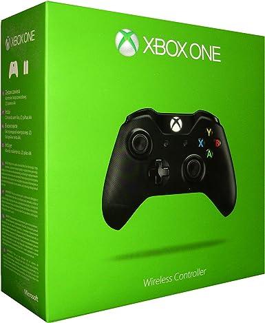 Microsoft - Mando inalámbrico (Xbox One): Amazon.es: Videojuegos