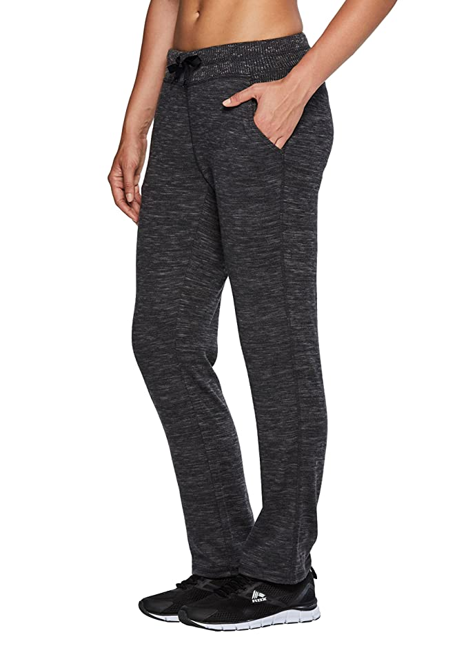 RBX Active Womens Lightweight Sweater Knit Casual Pant