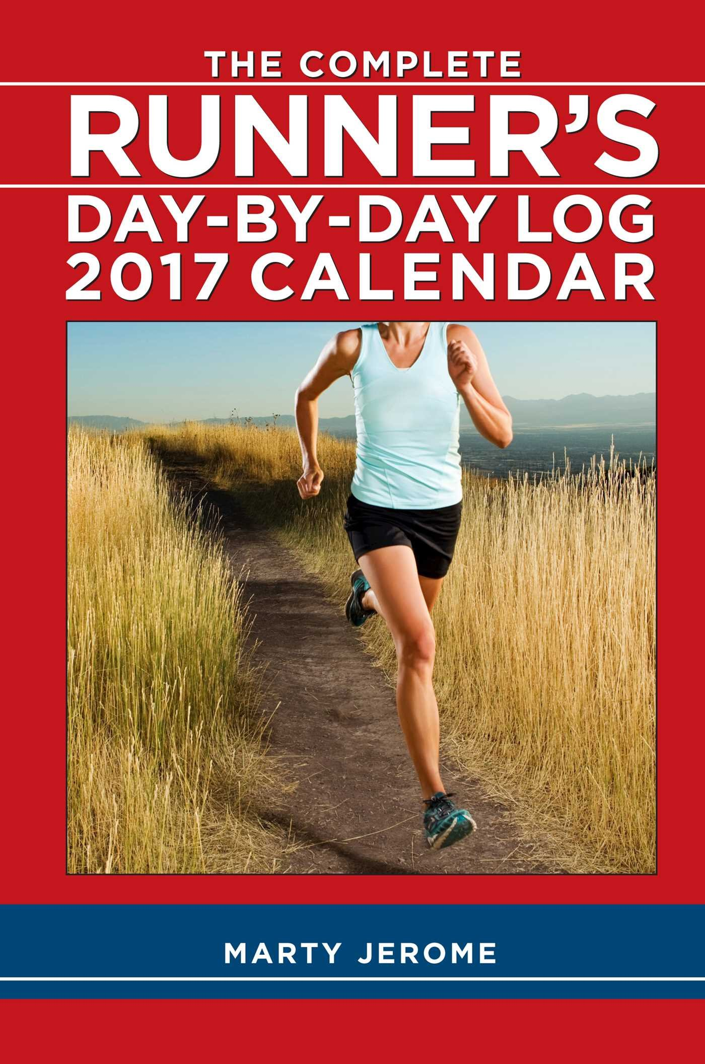 Complete Runners Day Day Calendar product image