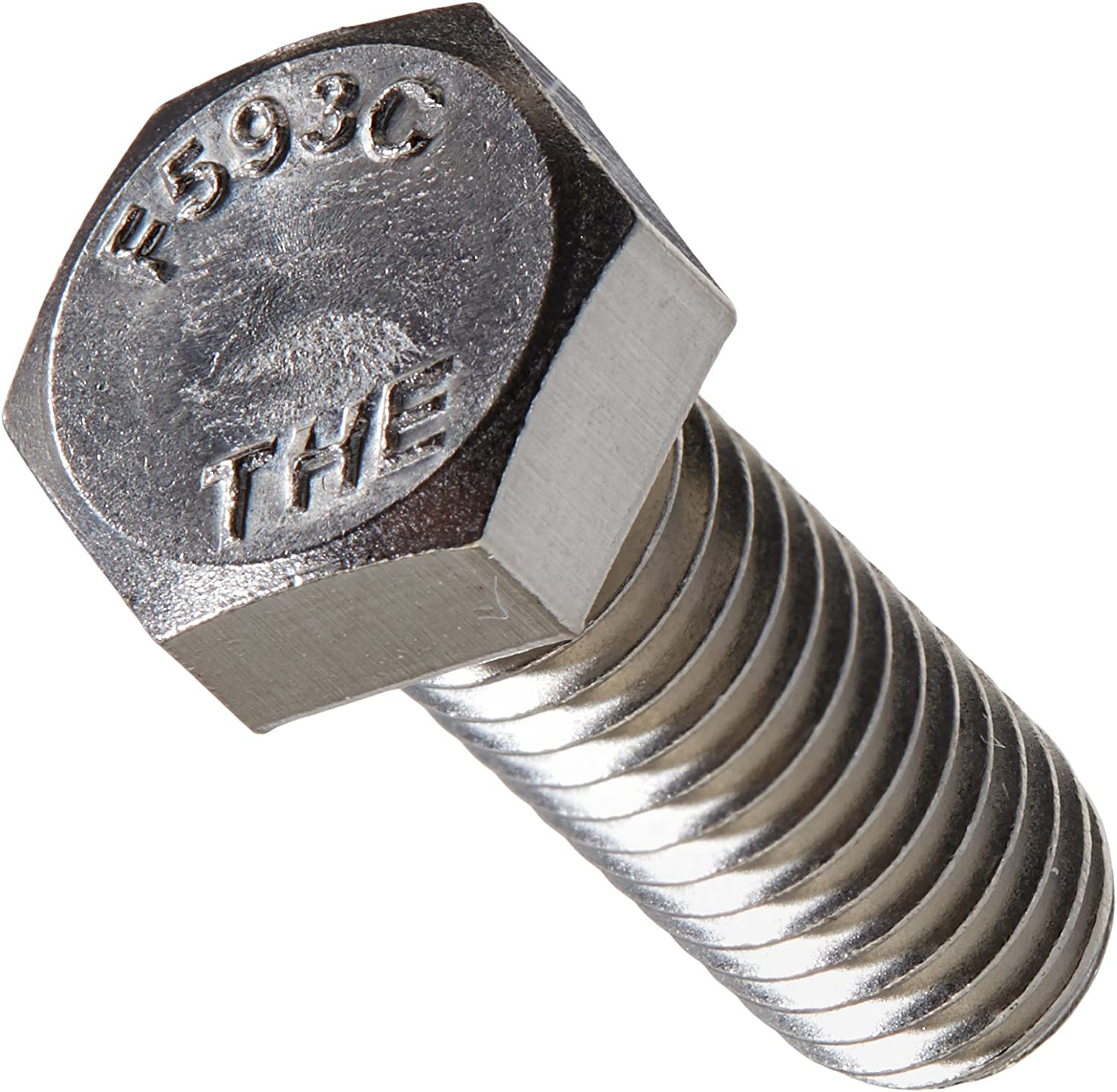 25-Pack The Hillman Group 832042 5//16 x 3-1//2-Inch Stainless Steel Hex Lag Screw