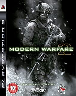 Call of Duty: Modern Warfare 3 - Hardened Edition (PS3): Amazon co