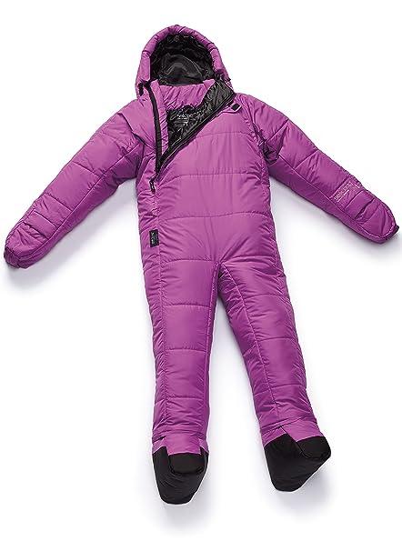 Selk bag adulto Lite 5 G portátil saco de dormir, Unisex, Lite 5G, Twilight Violet, Medium: Amazon.es: Deportes y aire libre
