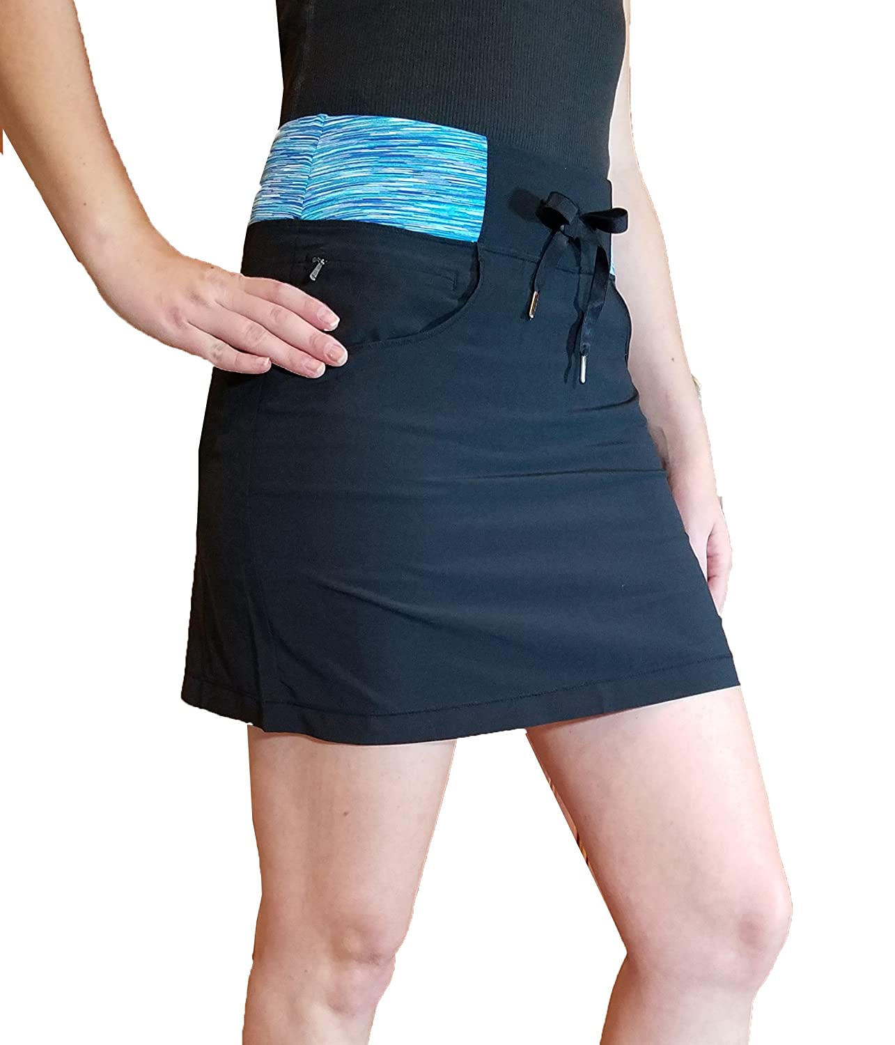 Tuff Women's Athletic Active Yoga Skort