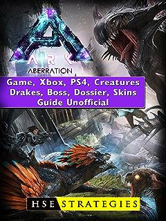 Ark Survival Evolved Aberration, Reaper, Boss, Map, Oil, Resources