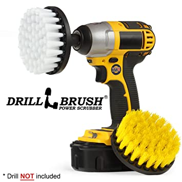 Amazon Drill Brush