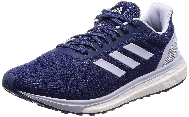 Adidas Response, Zapatillas de Running para Mujer 42 EU|Negro (Negbas / Aeroaz / Ftwbla 000)