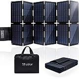 TP-solar 100W Foldable Solar Panel Charger Kit for Portable Generator Power Station Smartphones Laptop Car Boat RV…