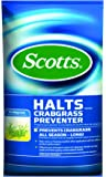 Scotts Halts Crabgrass & Grassy Weed Preventer, 5,000-sq ft