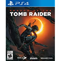Shadow of the Tomb Raider Standard Edition - PlayStation 4