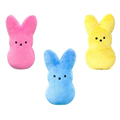 set of 3 Mini stuffed bunnies