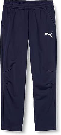 PUMA Liga Training Pants Core Jr - Pantalones Unisex niños