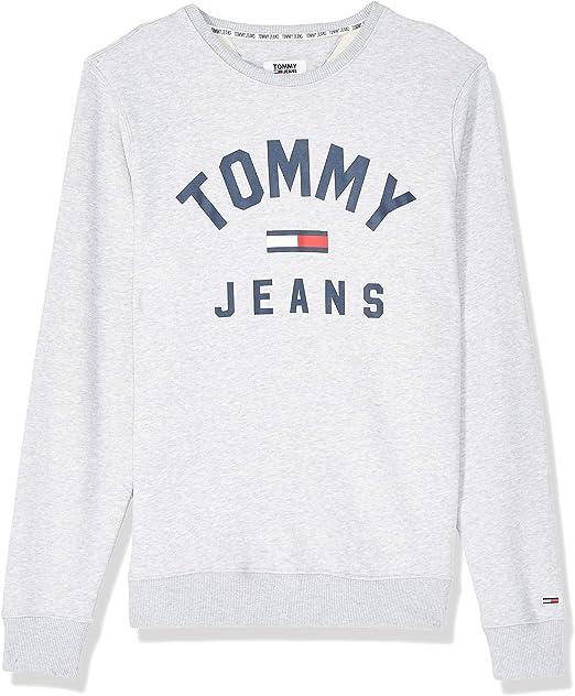 Tommy Hilfiger Tjm Essential Graphic Crew Felpa Uomo