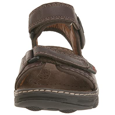 a1b7f4d04bcb99 Clarks Sandale Homme ATL THREE 41: Amazon.fr: Chaussures et Sacs