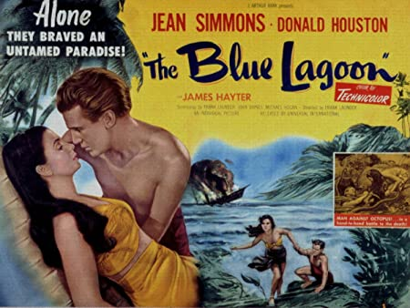 Image result for the blue lagoon 1949