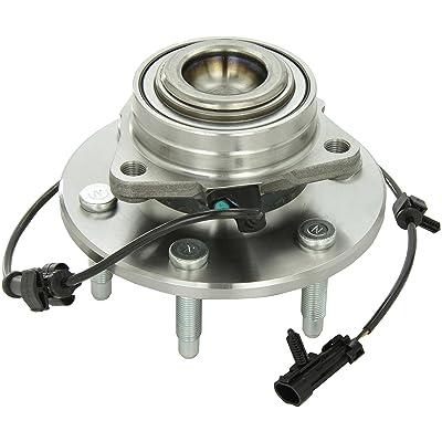MOOG 515054 Wheel Bearing and Hub Assembly: Automotive