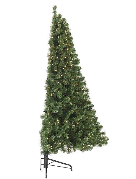 6' Kensington Flatback Artificial Christmas Tree - Unlit: Amazon.co ...