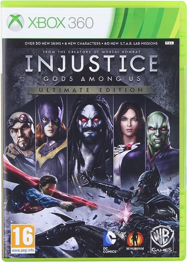 Warner Bros Injustice Gods Among US - Juego: Amazon.es: Videojuegos