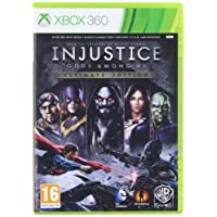 Injustice: Gods Among Us- Ult Edt - Xbox 360 Ultimate Edition