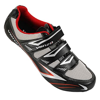f9cc4a9b4a2 Amazon.com: Venzo Road Bike for Shimano SPD SL Look Cycling Bicycle ...
