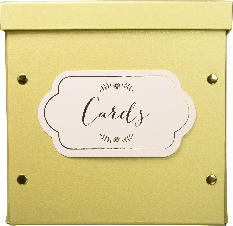 Amazon Com Kate Aspen Collapsible Greeting Card Envelope Box