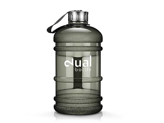 52 opinioni per Dual Bottle/Water Jug/2.2litri di acqua di/Bottiglia/Borraccia/Perfetto per l'