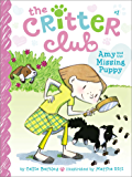 Amy and the Missing Puppy (The Critter Club Book 1)