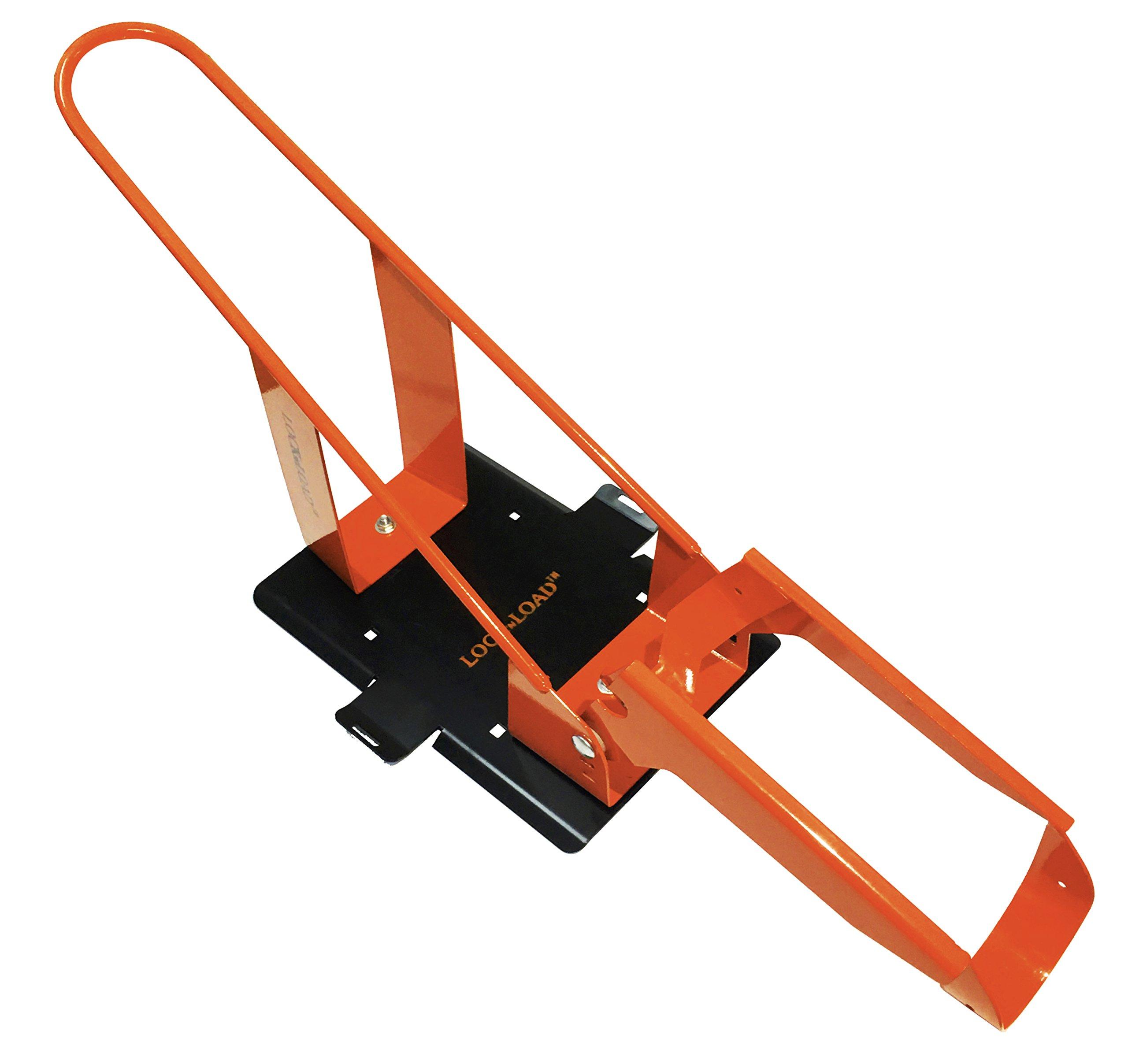 Lock N Load BK500 Orange/Black Wheel Chock