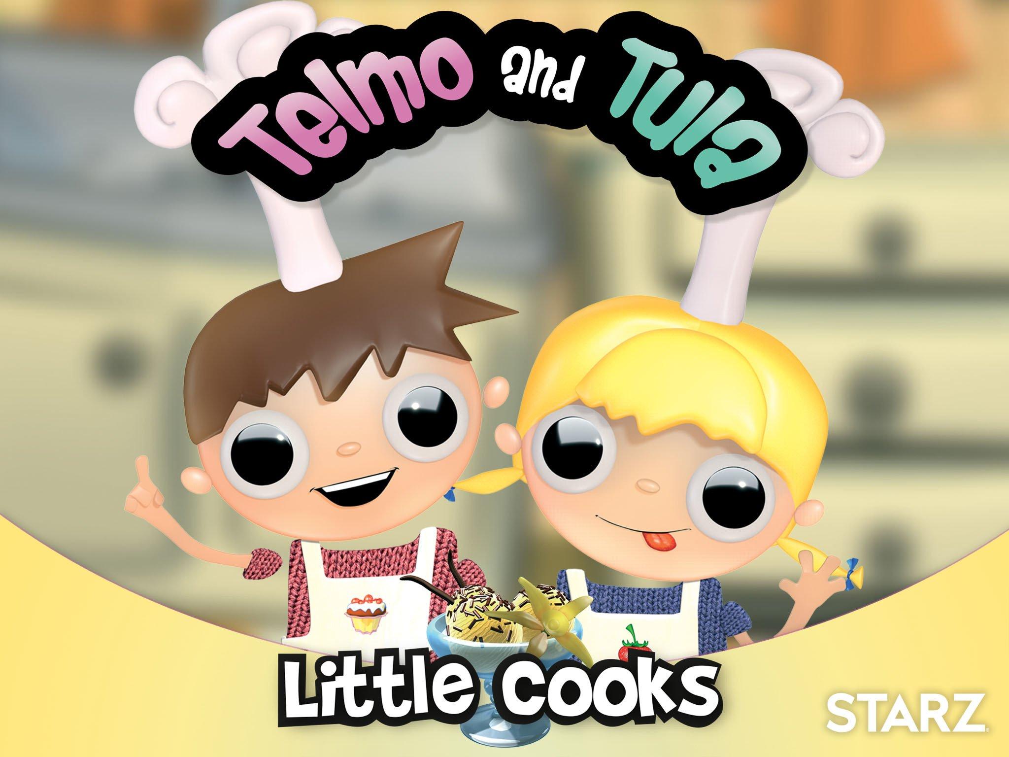 Amazon.com: Watch Telmo & Tula: Pequeños Cocineros | Prime Video