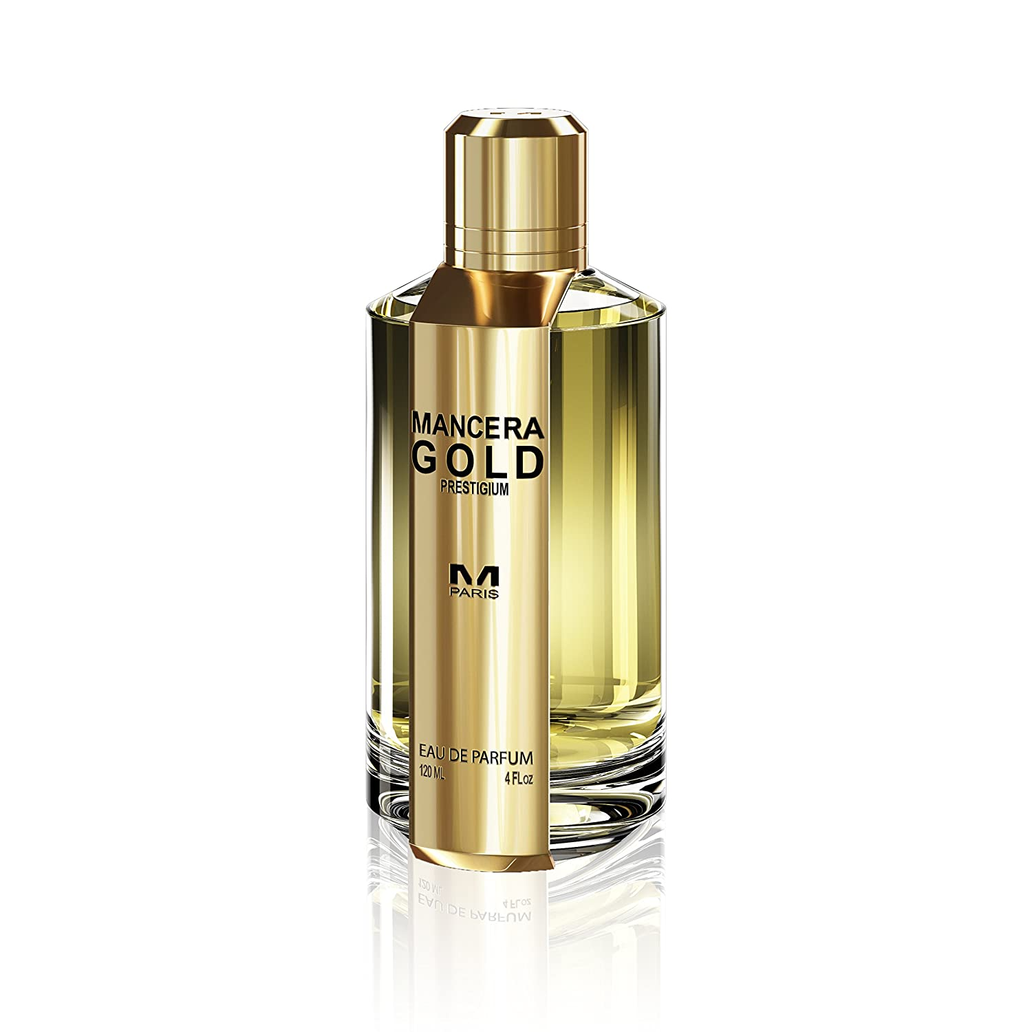 Mancera Gold Prestigium by Mancera Eau De Parfum Spray 4 oz / 120 ml (Women) B078Y36PK2
