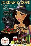 Secrets Lies, and Meatballs: Magic and Mayhem Universe (Spaghetti Romances Book 2)