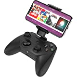 Rotor Riot Mfi Certified Gamepad Controller for iOS iPhone - Wired with L3 + R3 Buttons, Power Pass Through Charging…