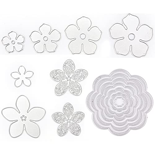 die cut templates for card making amazon com