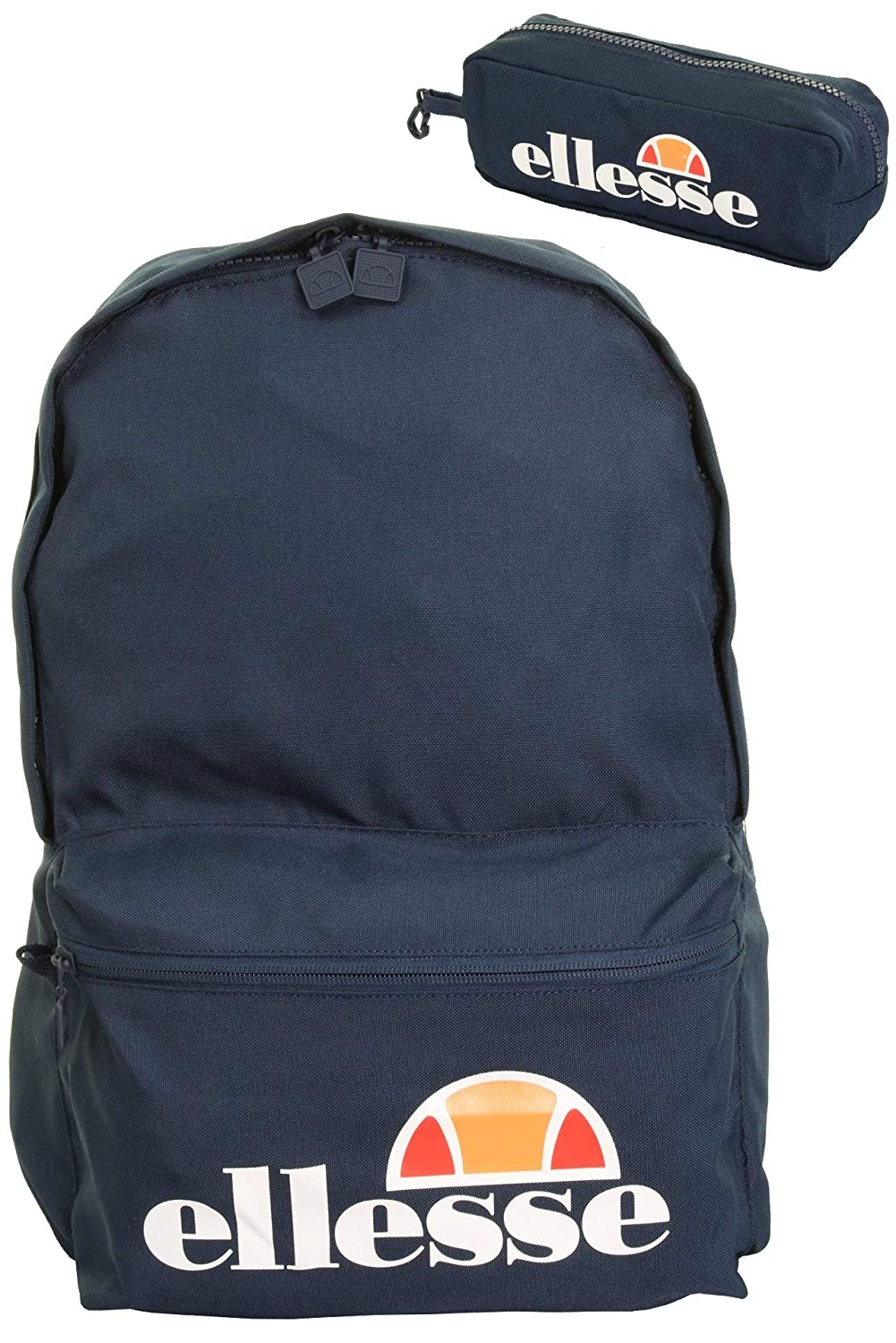 ellesse Rolby 0591 Backpack With Pencil Case