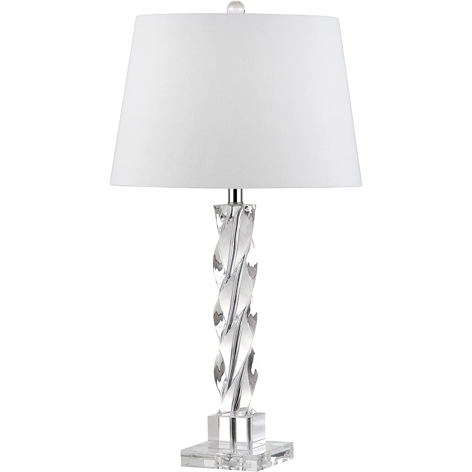 Amazon.com: Safavieh Lighting Collection Ice Palace 27.5 Inch Table Lamp:  Home U0026 Kitchen
