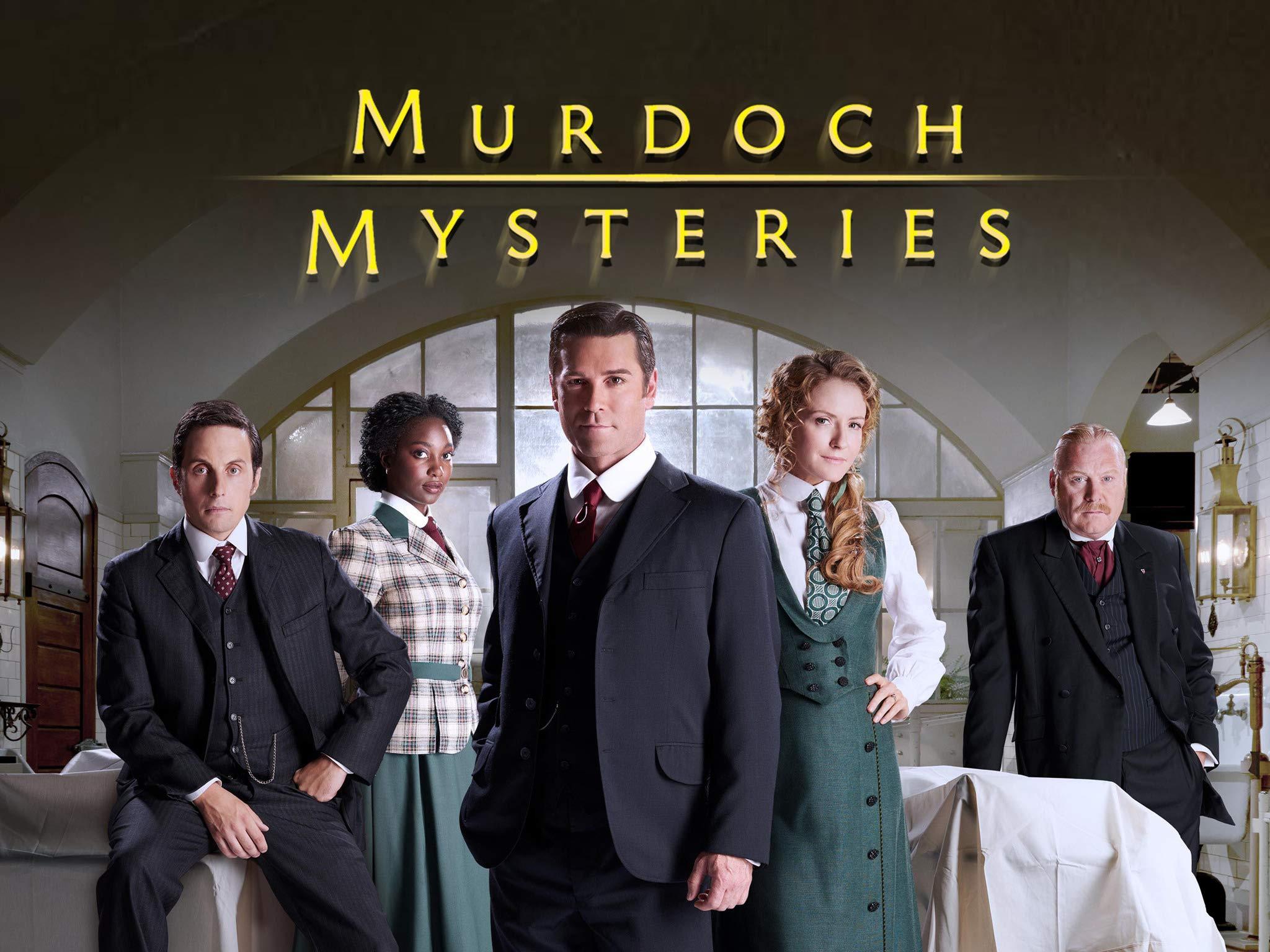 Murdoch Mysteries Christmas Special 2020 Watch Murdoch Mysteries Christmas Special | Prime Video
