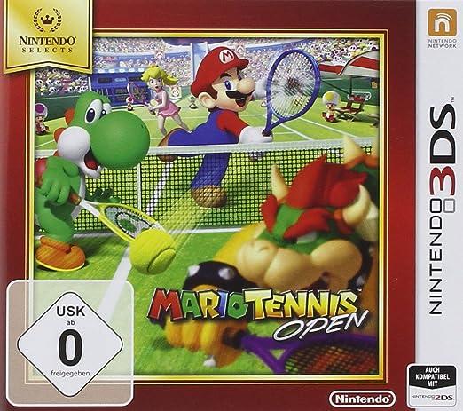 Mario Tennis Open - Nintendo Selects - [Importación Alemana]: Amazon.es: Videojuegos